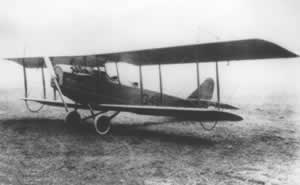 The Jenny was fragile cloth-covered bi-plane with wings both above and below the fuselage.