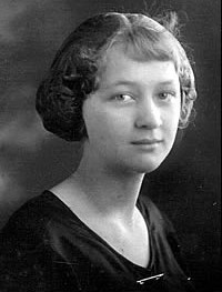 Mary Quinn at 19