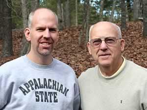Matt and Jim Ingram