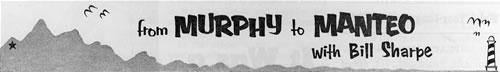 Murphy to Manteo with Bill Sharpe