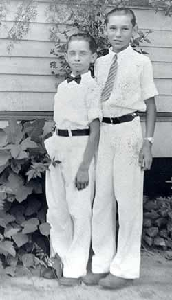 Paul and Vernon