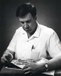 Roy Lee at work