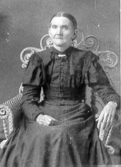 Sarah, Joe's first wife
