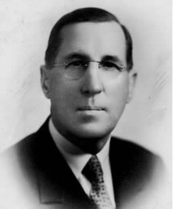 Rev. Wall in his 50s or 60s.