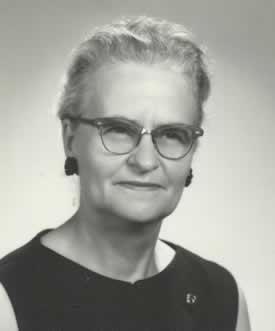 Mabel Cargill