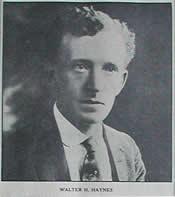 W. H. Haynes