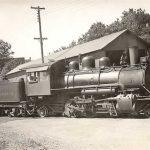 On of CRR's locomotives