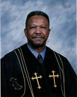 Rev. Charles Webber