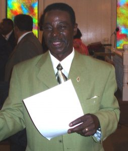 Rev. David Vernon