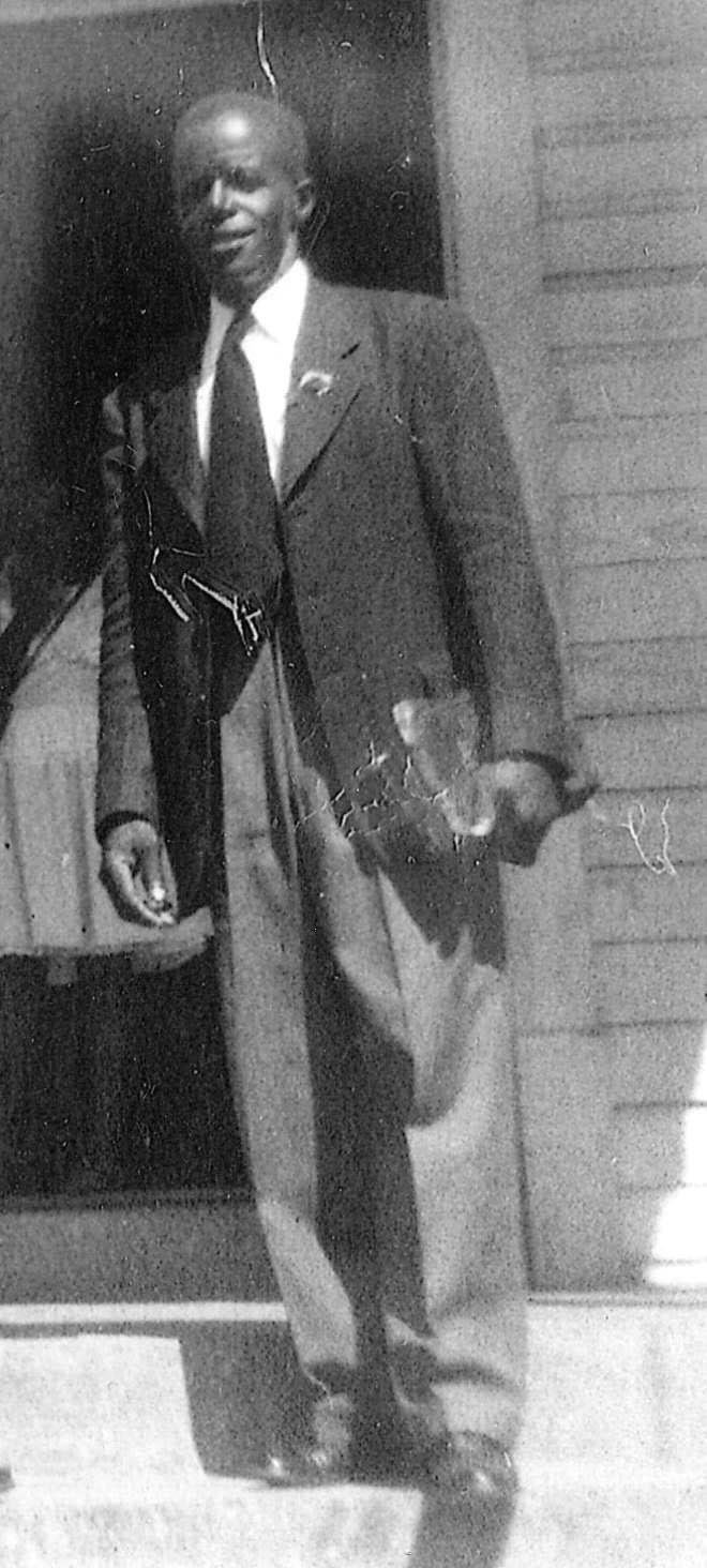 Rev. E. W. Bonner
