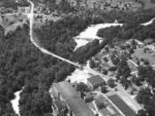 Highway 221A in the 1950s