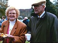 F. C. Thompson's brother and sister-in-law