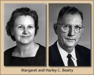 Margaret & Harley C. Beatty