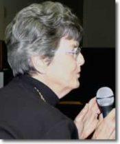Geraldine Wall Evans
