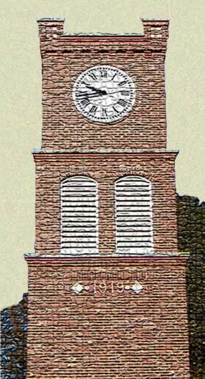 The Cliffside Clock Tower