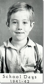 Earl Owensby,  a first-grade student photo