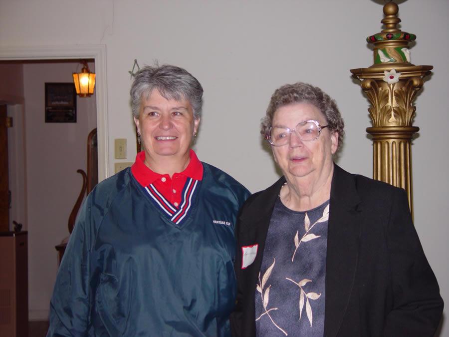 Molly Van Derwuken, Louise Wall Price
