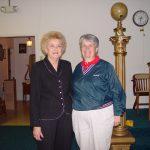 Ginny Ann Reid, Molly Van Derwuken (Methodist Minister)