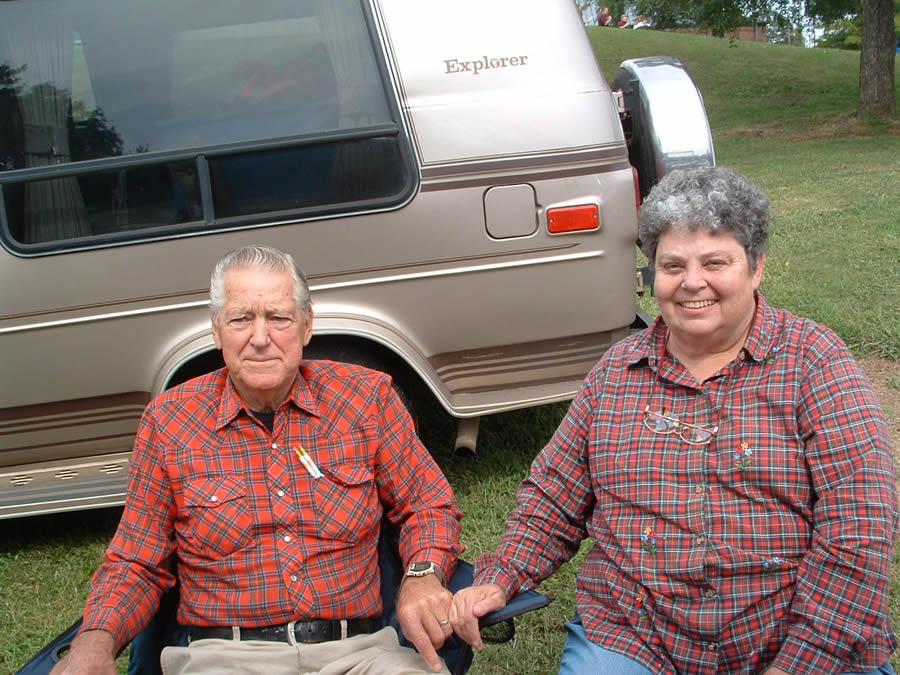 Bill & Carlette Marsh