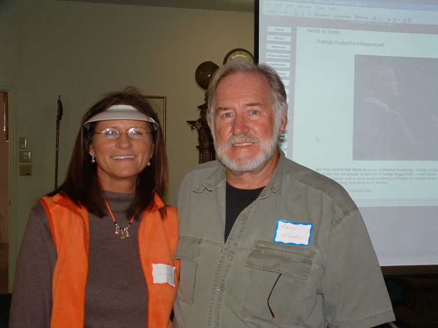 Linda & Lance Houser