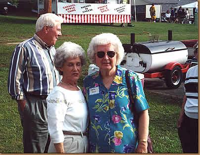 Roland Wallace, Betty Haynes Lyles, Dorothy Haynes Dixon