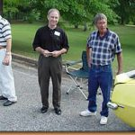 Herman Jones, Bob Hawkins, David Earls