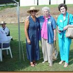 Cathy Hawkins, Polly Stacy Earls, Hazel Stacy Huskey