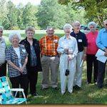 Guy Hamrick, Helen Hamrick, Norma Mabrey Sorgee, Grover Haynes, Jr., June White Haynes, Marvin McDaniel, Nell Matheny, Mal Matheny
