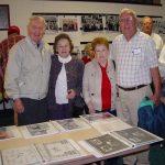 Rhon & Clemmie Winkler, Betty & Frank Splawn