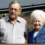 Leroy and Ruby Parris