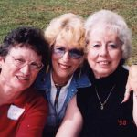 Ruby Scruggs Robinson, Patsy Ingram Dothard, Frances McMurray House