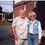 Dean Scruggs, Patsy Ingram Dothard