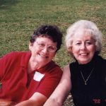 Ruby Scruggs Robinson, Frances McMurray Houser