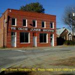 116 South Glenn Street, Ellenboro, NC. 12/27/99