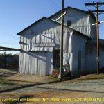 Cotton Gin west end of Ellenboro, NC. 12/27/99