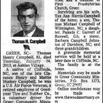 Campbell, Thomas Henry, Jan. 24, 2013