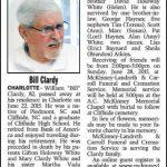 Clardy, William Harold, June 22, 2015