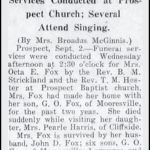 Fox, Octa E., Aug. 28, 1938