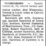 Hambrick, Dewitt, Apr. 29, 1981
