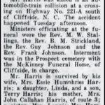Harris, Furman, Nov. 14, 1961