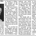 Helton, Ethel Pearson, June 6, 2012
