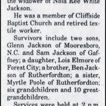 Jackson, A. Bynum, Mar. 30, 1991