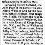 Page, Elsie Fox, Jan. 4, 1990