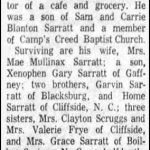 Sarratt, Xen, Nov. 21, 1962