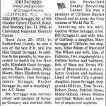 Scruggs, Roy Billy 'Bill' , Dec. 11, 2006