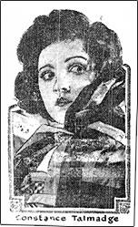 Movie actress Norma Talmadge