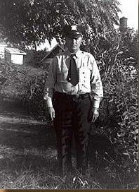 Deputy Sheriff Henry Davis
