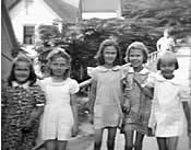 ?, Margaret 'Cricket' Black, the Bostic sisters