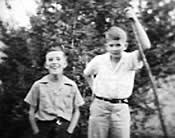 Frank Splawn, Ed Carpenter, Jr.