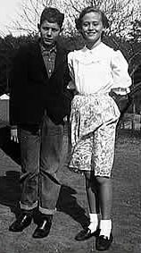 Buddy McNabb, Anita Forbes